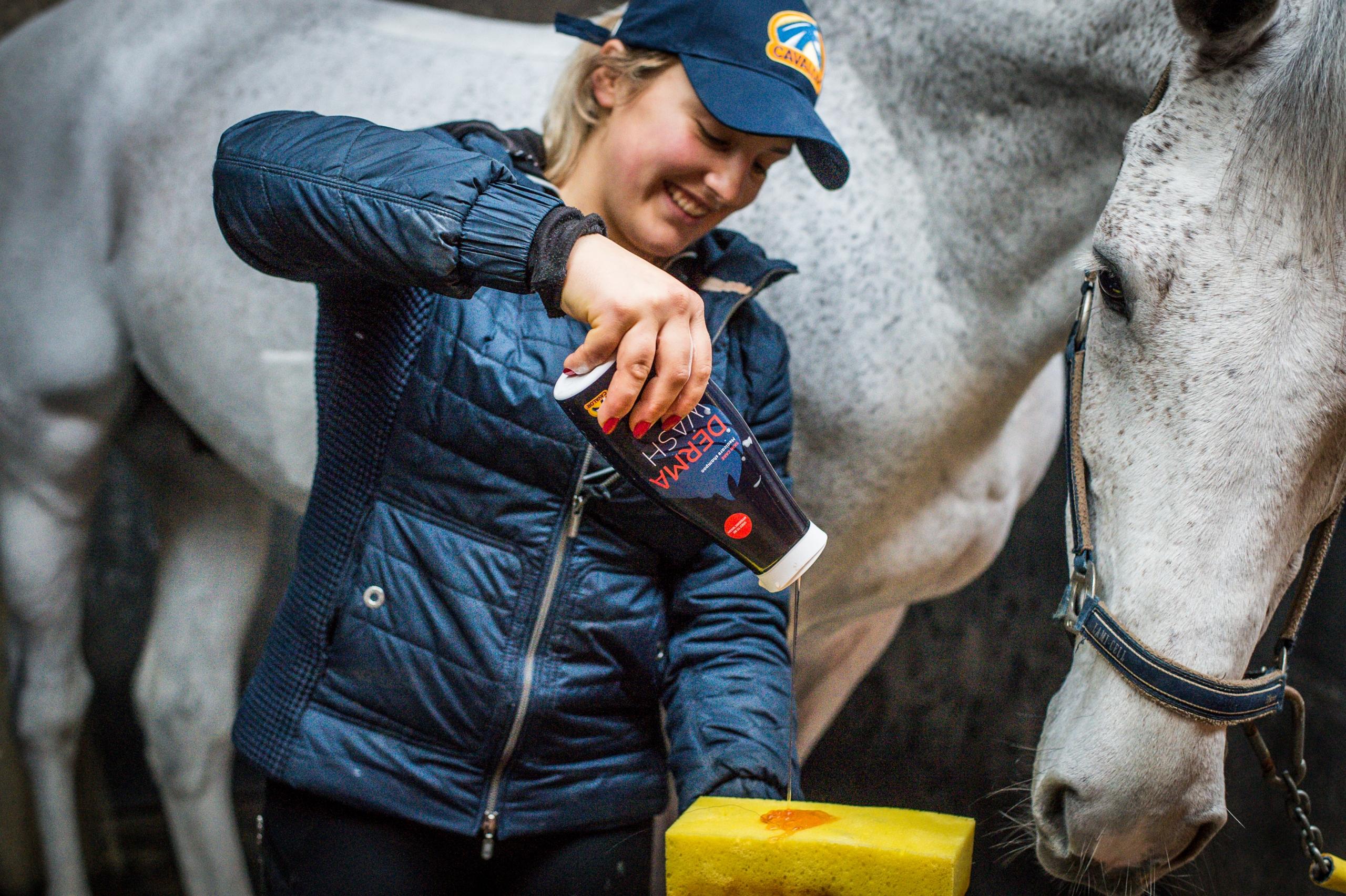 Cavalor Skin Care Derma Wash