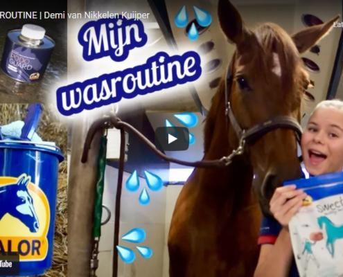 Vlog Cavalor Coat Care